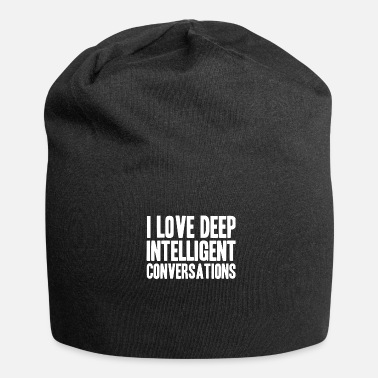 Conversation conversations - Beanie