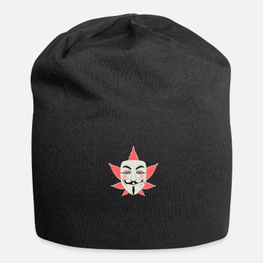 Anonymous Hoog Anonymous - Jersey-Beanie