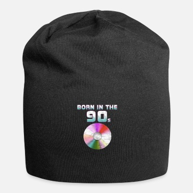 Nineties Born in the nineties. Nineties. - Jersey Beanie