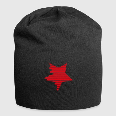 Nautical Star star - Jersey Beanie