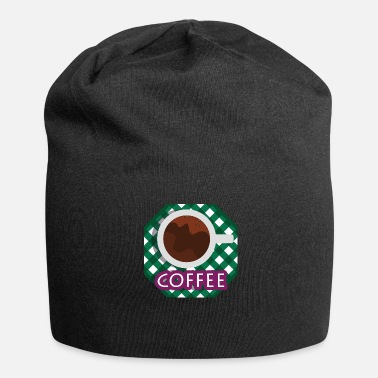 Elixir Coffee is the elixir of life - Jersey Beanie