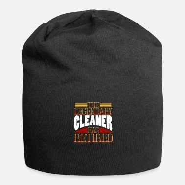 Cleaner Cleaner - Jersey Beanie