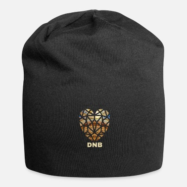 Drum and Bass - Jersey Beanie