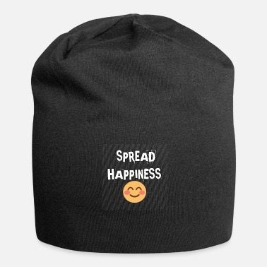 Happiness Spread happiness - Beanie