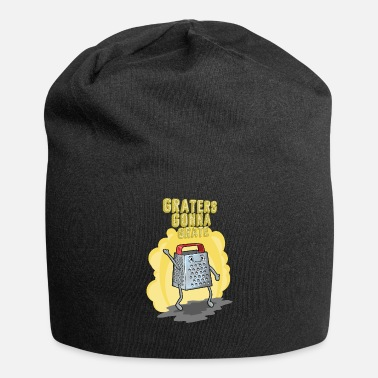 c55693ffc Cheese Head Funny Cheese Grater Gift  Graters Gonna Grate Pun - Jersey  Beanie