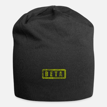 Bêta Version bêta - Bonnet en jersey