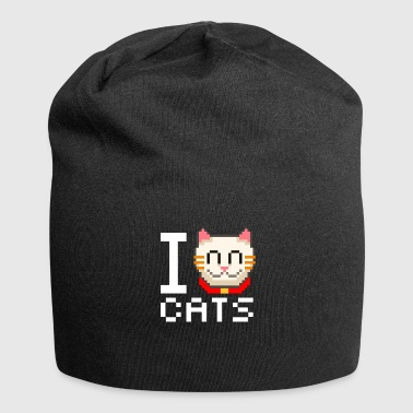 Cat's video - Jersey-Beanie