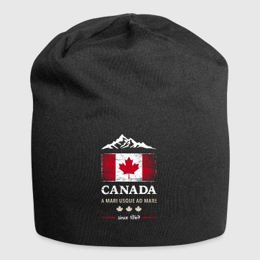 Canada Ottawa Maple Leaf Maple Leaf Canada l'America - Beanie in jersey
