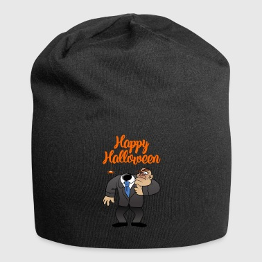 Halloween Headless Monster Zombie Headless - Jersey Beanie