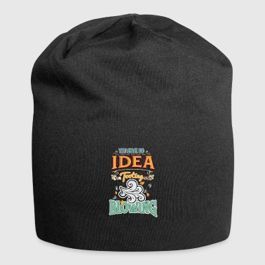 Funny Denglish saying Denglisch sayings - Jersey Beanie