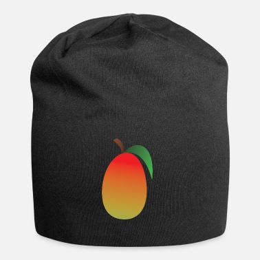 Fruit Mango Fruit Orange Fruit Fruit - Jersey Beanie
