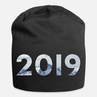 Nouvel An Nouvel An, Nouvel An, Nouvel An 2019 - Bonnet en jersey