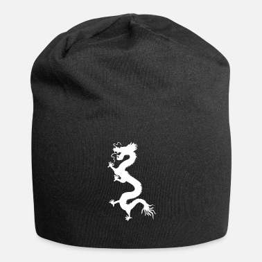 Chinese Dragon Dragon Dragon China Chinese - Jersey Beanie