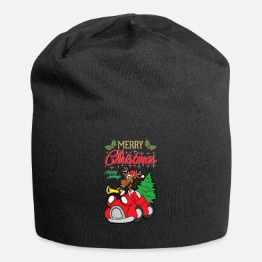 Pupazzo Di Neve Natale - Beanie in jersey