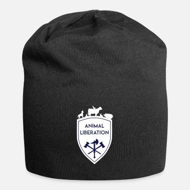 Animal Liberation ANIMAL LIBERATION SHIELD - Jersey-Beanie