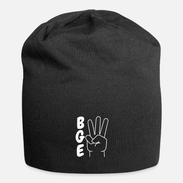 Sustainable BGE - For a sustainable future - Jersey Beanie