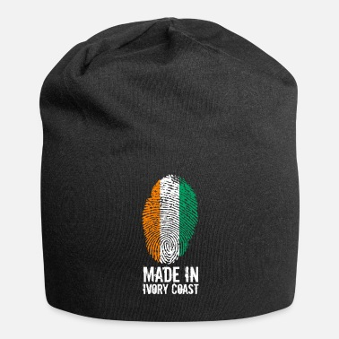 Ivory Coast Made In Ivory Coast / Ivory Coast - Jersey Beanie