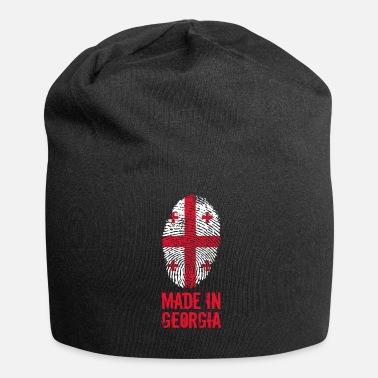 Georgia Made in Georgia / Made in Georgia საქართველო - Beanie in jersey