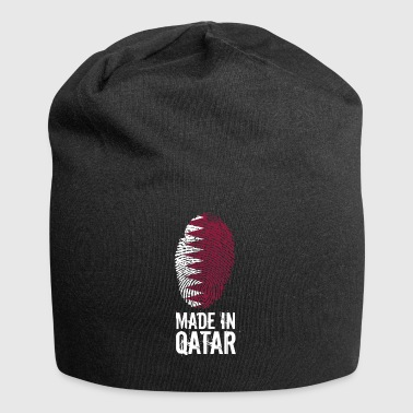 Qatar Made In Qatar / Qatar / قطر - Beanie in jersey