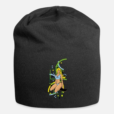 Pinup Skate pinup - Beanie in jersey
