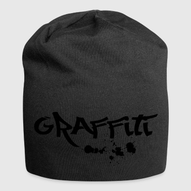graffiti - Bonnet en jersey