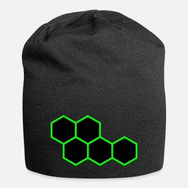 Hexagon Hexagons - Beanie