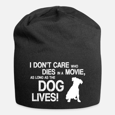 WE LOVE THE MOVIE DOGS - Beanie