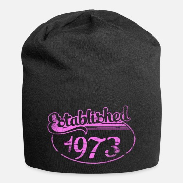 Established established 1973 dd (fr) - Beanie