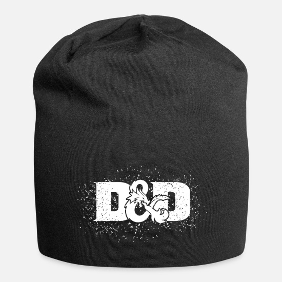 Dungeons And Dragons Caps & Hats - Dungeon Dragons - Beanie black