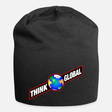Global think global / global denken / global - Beanie