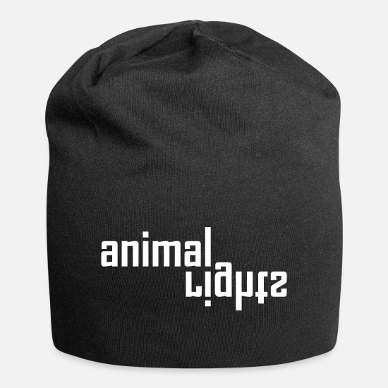 Gift Idea Caps & Hats - Animal Rights Animal Rights Protection Idea Gift - Beanie black
