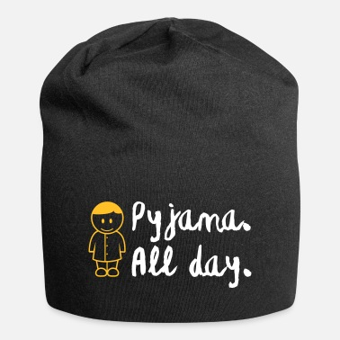Bed Underwear Throughout The Day In Your Pajamas! - Beanie