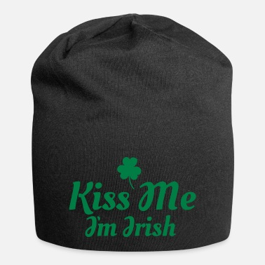 Kiss Me Im Irish kiss me im Irish excellent - Beanie