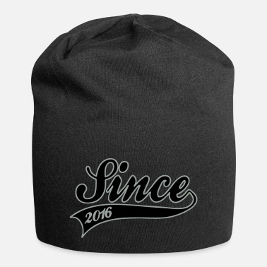 Since since 2016 - Beanie-pipo