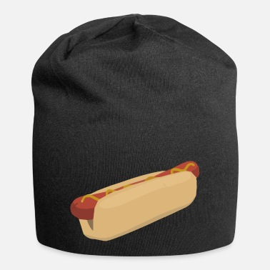 Symbols-shapes HotDog symbol shape icon - Beanie