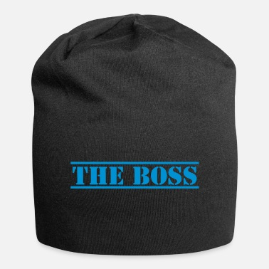 Stencil THE BOSS in stencil - Beanie