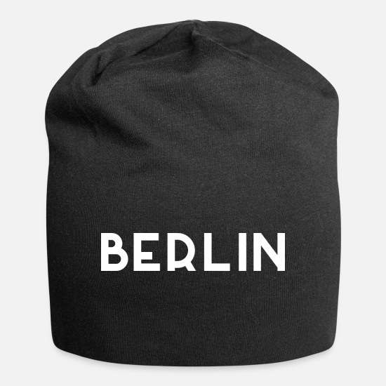 Love Caps & Hats - Berlin - Beanie black