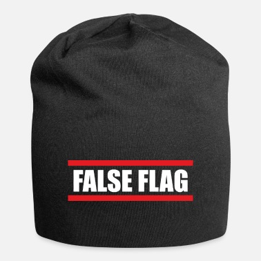 False False flag - Beanie
