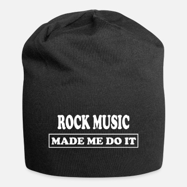 Band Rock muziek Rock and Roll - Beanie