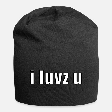 Lol i luvz u - I love you - Beanie