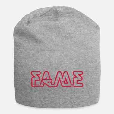 Powerslogan FAME strip lighting with power - Beanie