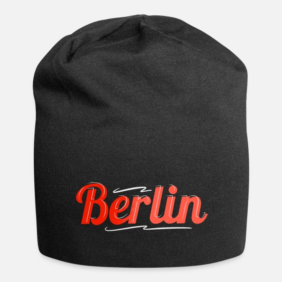 Bear Caps & Hats - Berlin - Beanie black