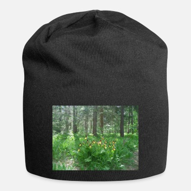 Forest Orchids in the forest - Beanie