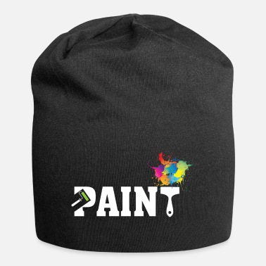 Painting Paint - Beanie