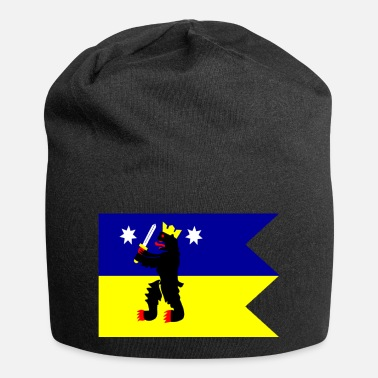 Region Flag of the Satakunta Region in Finland - Beanie