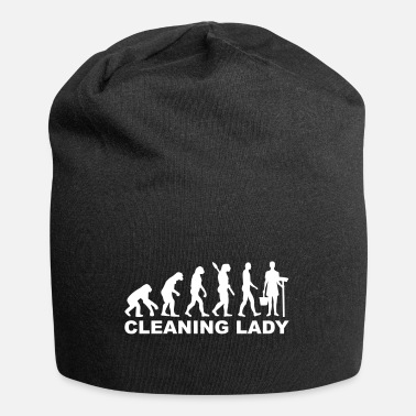Clean What It Is cleaning woman - Beanie
