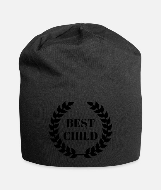 Fancy Caps & Hats - Teenager Teen Ado Jugendlicher Kid Enfant Kind - Beanie black
