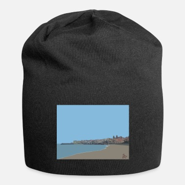 Cefalü Cefalu by The Artful Scribbler - Beanie