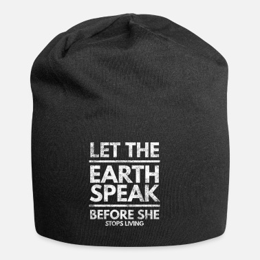 Environment Environmental Protection Nature Gift 9 - Beanie