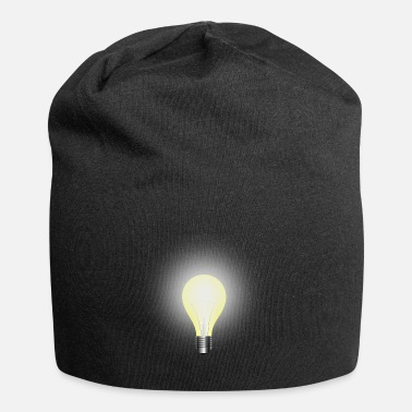 Light light bulb - Beanie